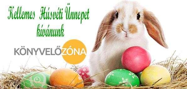 Kellemes Húsvéti Ünnepet kíván a KÖNYVELŐZÓNA!