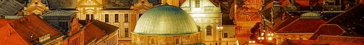 Pécs, a mi csodálatos városunk - Pécs, Széchenyi tér