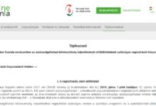 könyvelőzóna útmutató: NAV kötelező adatszolgáltatás adózói regisztráció