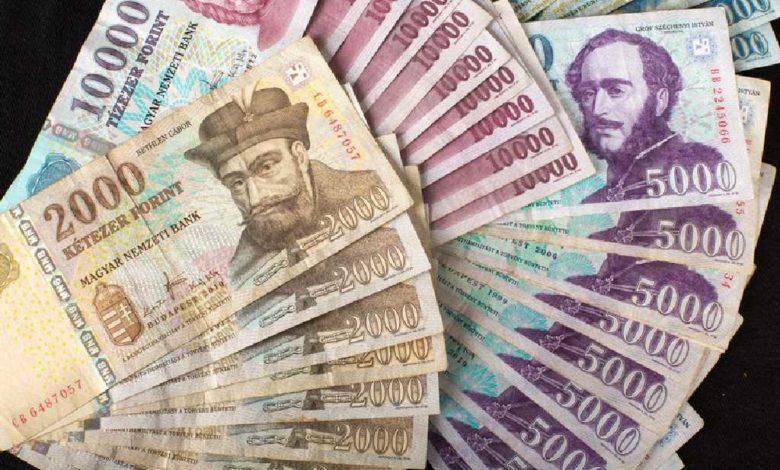 magyar bankjegyek 2020